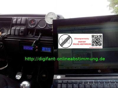 Bild VR6 Turbo Abstimmung