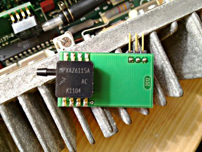 115 kpa / 400 kpa Plug & Play Mapsensor