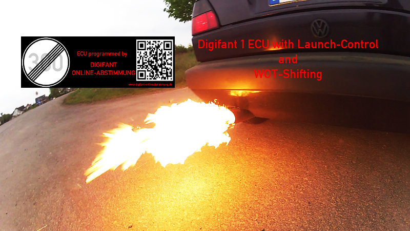 flame thrower a.k.a. launch control for digifant 1 ecu